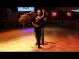 Jashel - La copa rota HD. Bachata dance en Sabor y Baile con Alberto y Marta