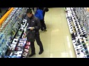 С помощью фольги вор обманывал охранные системы магазинов