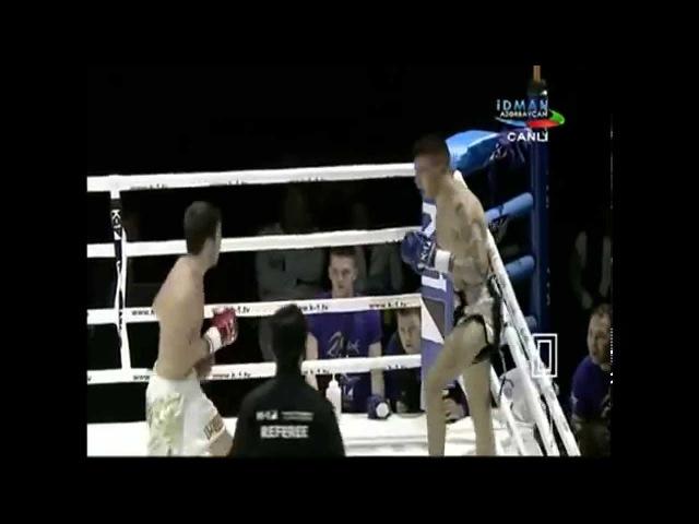 Alim Nabiev vs Ghad Sugden K 1 World Max Final Four AzerbaijanBaku 23 02 2014 KIKBOKS