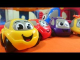 Learn Numbers with VROOMIES & Robocar Poli - Counting Colored Toy Cars - Educational Videos for Kids