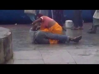 Very Funny Video Funny Prank Wife Beat His Husband In Public Funny Videos 2015