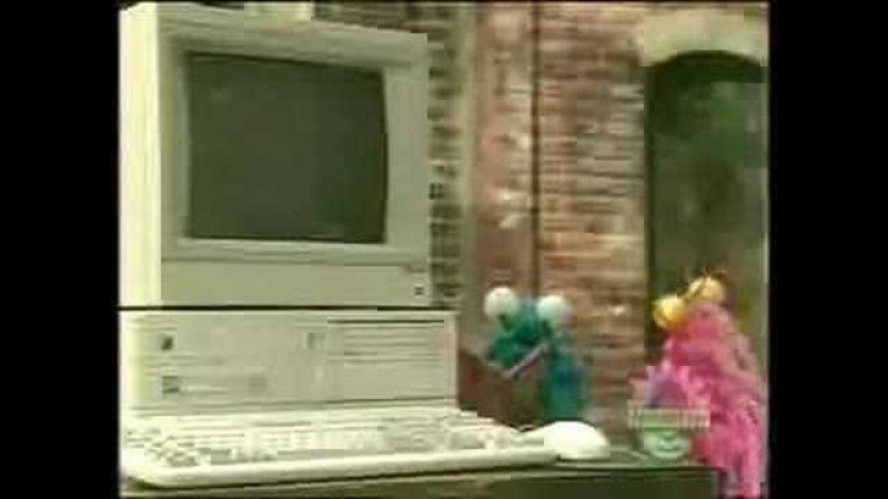 Computer Muppets