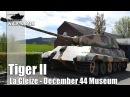 Tiger II 213 - La Gleize, Belgium. GoPro 60fps