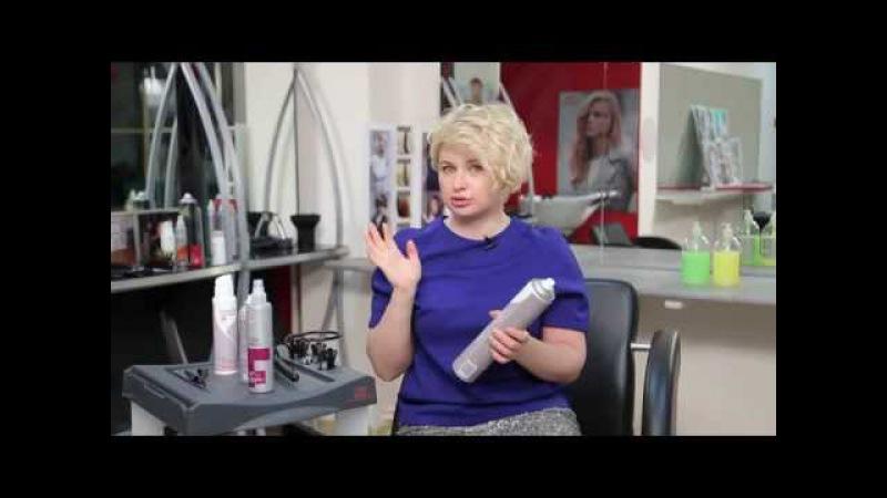 Как создать объём на коротких волосах