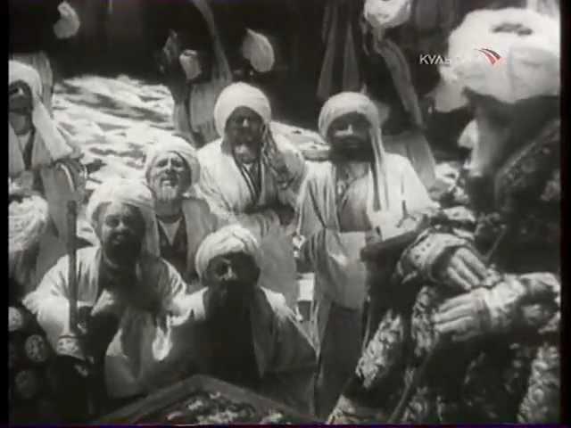 Насреддин в Бухаре 1943