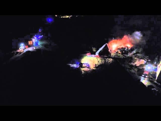 Muuga Chemical Fire 22 10 2015 DJI Phantom 3