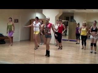 Cuban Salsa Ladies Style. Tania Comicucha Сальса касино. Женский стиль. Таня Комикуча Попова