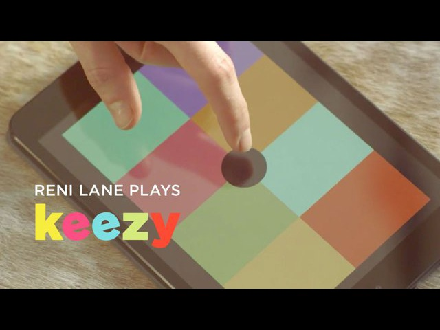 Reni Lane plays Keezy