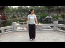 QIGONG Shaolin BaDuanJin 8 pieces of Brocade performed by Fanny Ng with a New Age Music !