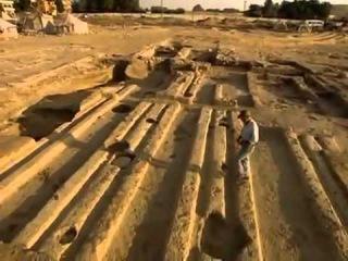 Пирамида Хеопса внутри