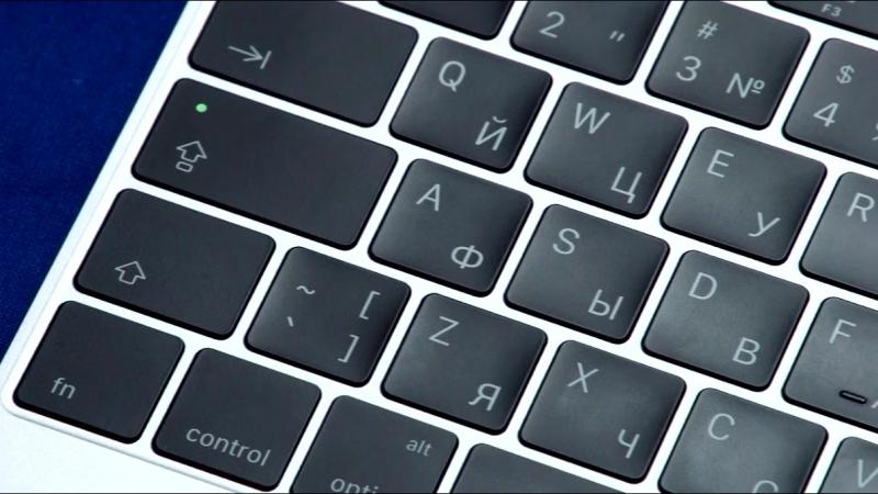 Видео обзор и тест ноутбука «Apple MacBook 12»