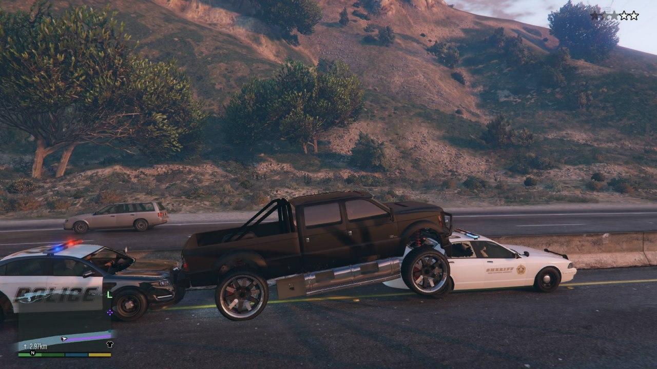 Скриншот Grand Theft Auto V (Лицензия) для ПК
