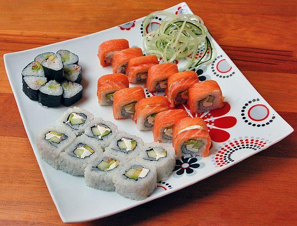 Все для роллов и суши в домашних условиях
