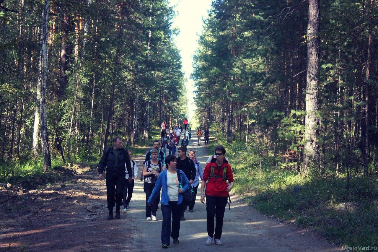 Путь от Северки