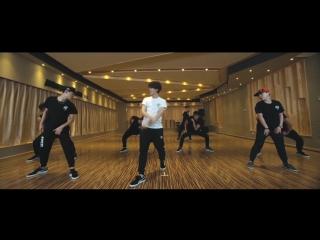 LuHan 鹿晗 [That Good Good_有点儿意思] Dance Practice Video 练习室版 MV