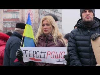 «Путін, забери своїх скажених собак!» – черкащанка <#РадіоСвобода>