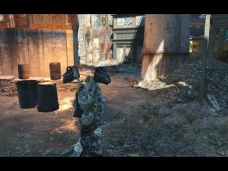 Прототип силовой брони с Fallout 4