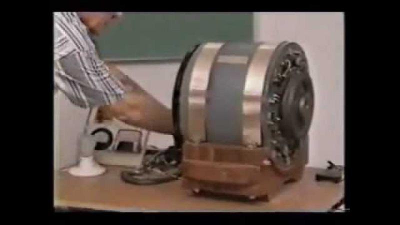 Motorul magnetic care nu consuma nimic a fost redus la tacere de guvernul american