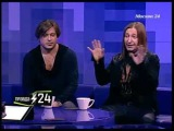 Лёва и Шура Би-2 на телеканале