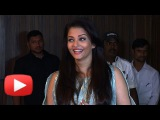 Aishwarya Rai Bachchan Speaks About Her Comeback Film Jazbaa | Script Reading Session