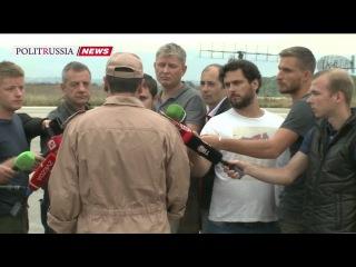 Выживший после атаки на  Су-24 штурман жаждет «вернуть должок за командира»