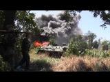 Рота «Айдара» уничтожена при попытке прорваться с боем.