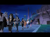 Scooby-Doo! & KISS: Rock and Roll Mystery - KISS World