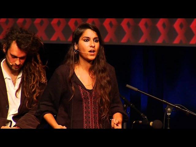 Canlı Performans   Light in Babylon   TEDxReset