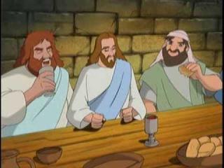 Великие Библейские герои и истории: 12. Тайная вечеря, распятие и воскрешение
