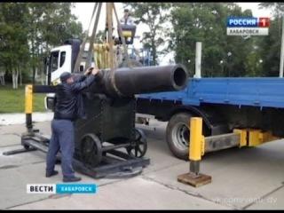 Вести-Хабаровск. Подземный музей появится в Николаевске-на-Амуре