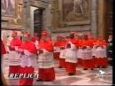 Litanie dei Santi - processione del Conclave (2005)
