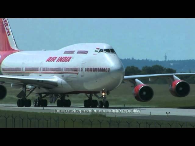 Přehled zajímavých letadel na ruzyňském letišti v roce 2010, PRGLKPR