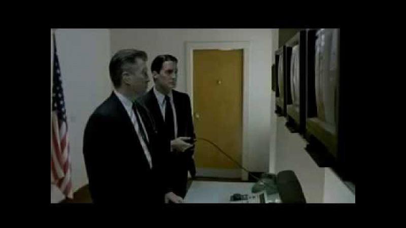 Отрывок из фильма Твин Пикс Огонь иди со мной 1992 Weird David Bowie Сон Купера