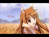 Anipis / AMV Spice and Wolf - The Fox / Аниме клипы