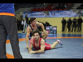 Zurabi Datunashvili - Giorgi Datunashvili Final GR - 75 kg Georgian Championship 2016 Tbilisi
