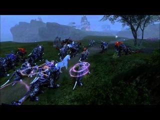 ArcheAge-Имперский марш гильдии Calipso
