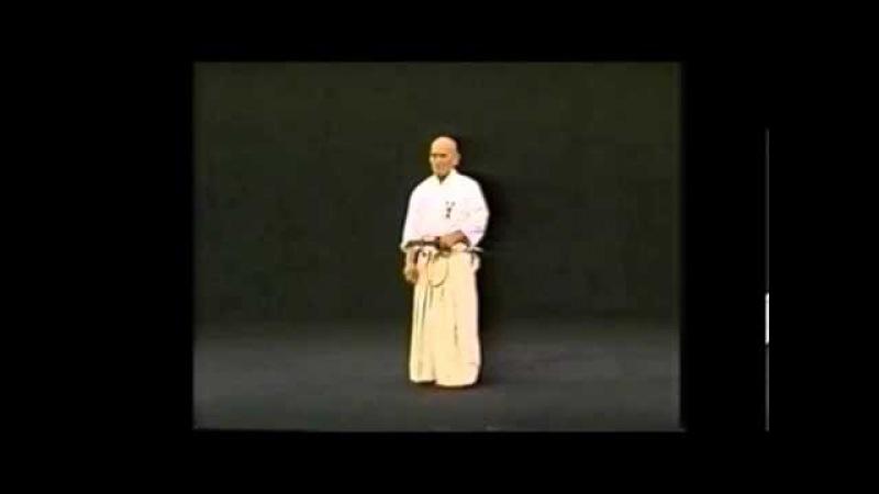 Hakuo Sagawa - Muso Shinden-ryu Okuiai Tachiwaza
