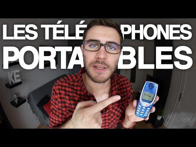 Les téléphones - Cyprien