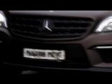 Рыбакин рулит - Mercedes ML 63
