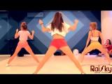 Booty Dance twerk -Офигенный танец - ТВЕРК