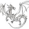 Как нарисовать Дракона поэтапно Картинки драконов, безусловно, рисовать сложно. .  По сути дела, дракон...