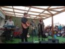 14/08/2015 Brazzaville и Женя Любич - Звезда по имени солнце. RoofMusicFest