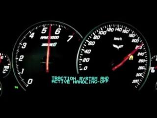 Corvette ZR1 0-330 km_h (Motorsport)