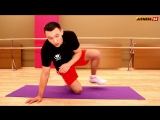 SLs Самые эффективные упражнения на растяжку! Только для мужчин. Фитнес канал FITNESSS24