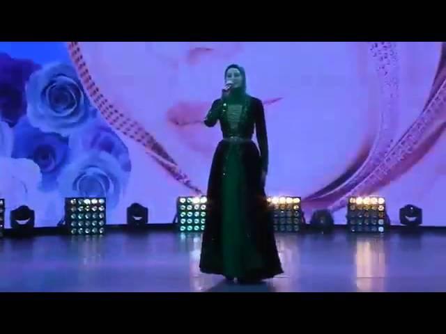 Чеченские Песни АСЕТ АБУБАКАРОВА - Сан доттаг1а