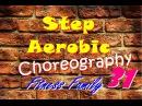 Step Aerobic Choreography 31