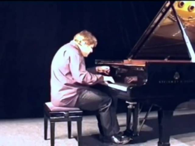 Peter Laul plays Haydn Sonata G Minor Hob. XVI/44