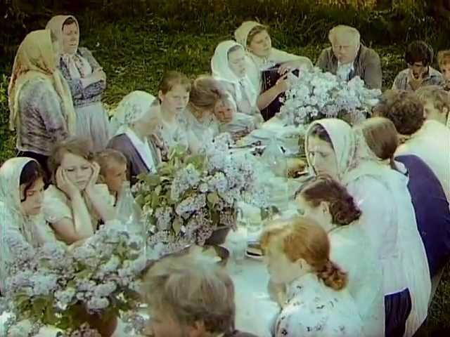 Свадебная песня из т ф Тени исчезают в полдень