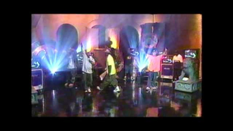 Wu-Tang Clan - Triumph, It's Yours Older Gods (LIVE) 1997