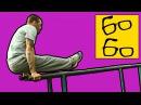 Воркаут для бойца! Уличная тренировка street workout Андрея Басынина — турник, брусья, растяжка